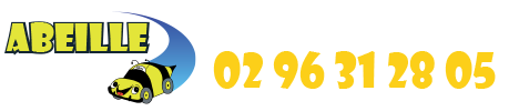 Logo Abeille Taxi à Lamballe – Transport